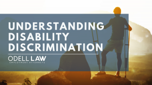 Understanding Disability discrimination