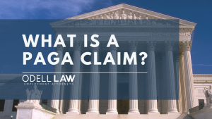 What is a PAGA claim