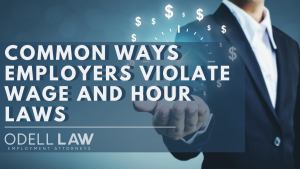 wage and hour laws