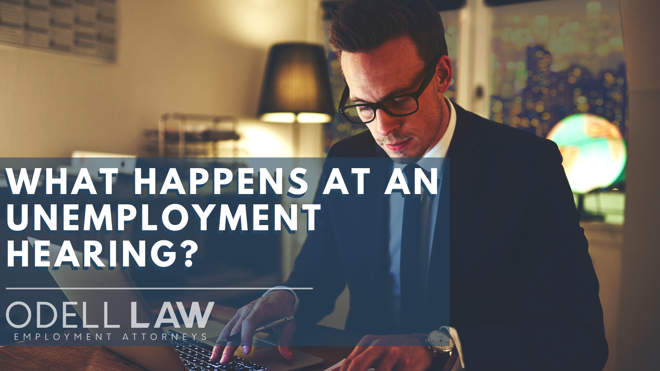 unemployment hearing