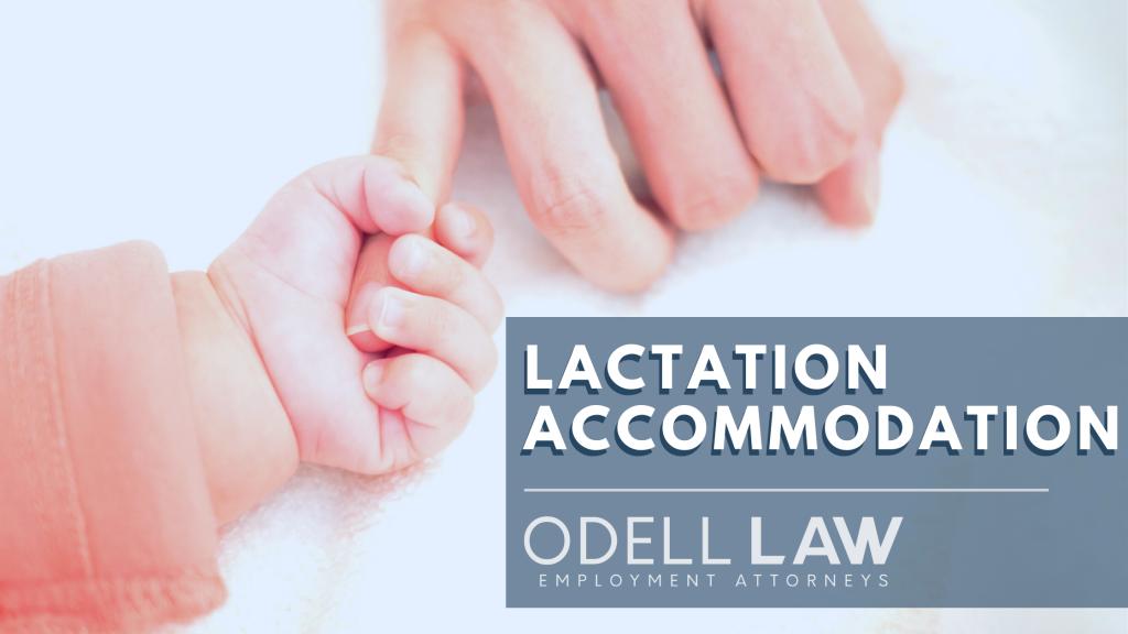 lactation accommodation